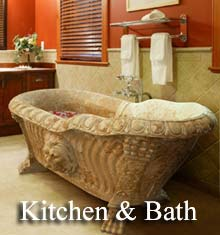 Browse our Marble Kitchen & Bath